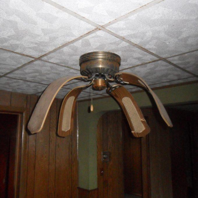 hot- fan drooping ceiling fan