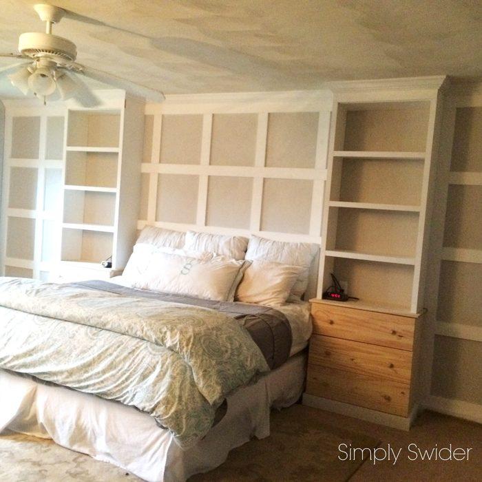 IKEA Built-In Dresser Hack