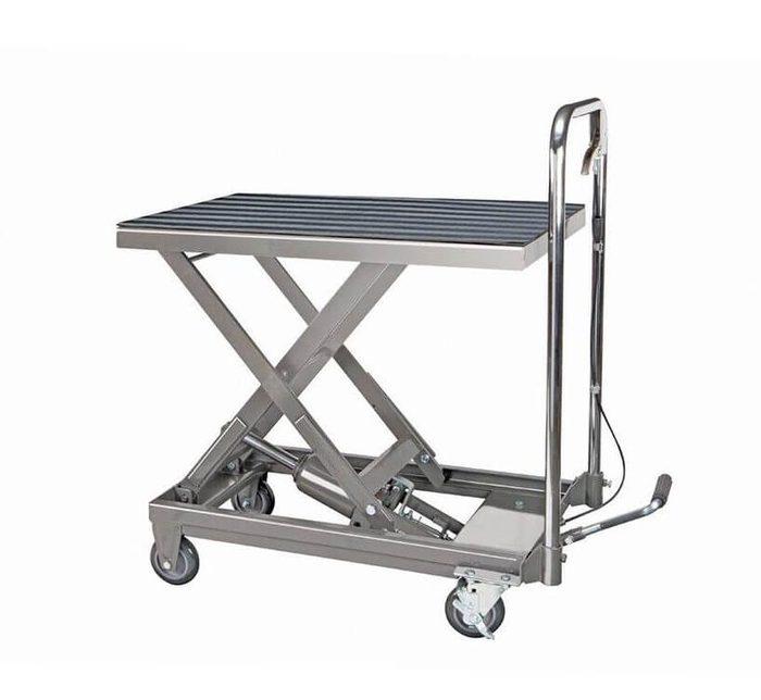 Hydraulic Table Cart