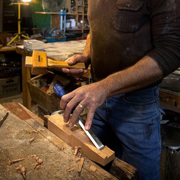 Irwin Marples Wood Chisels