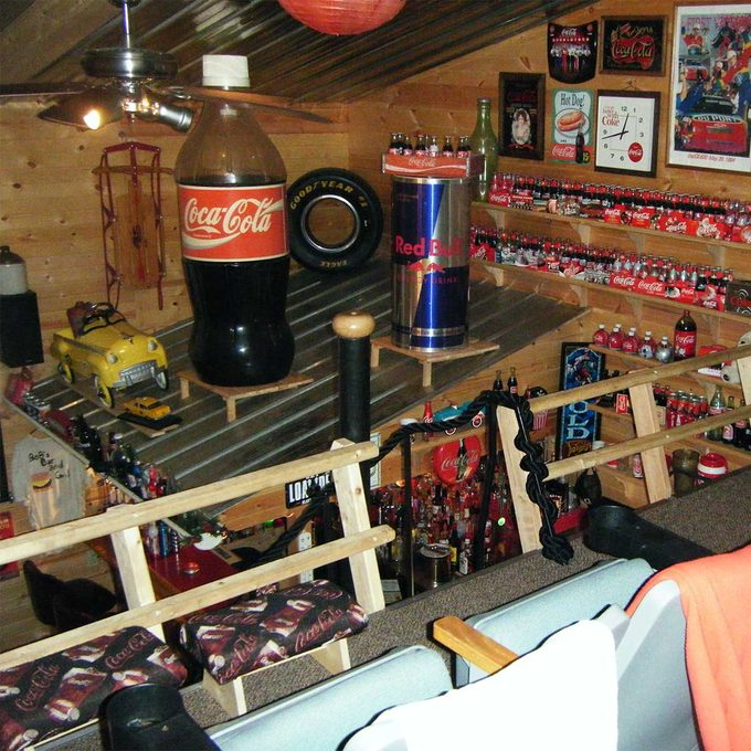 collectors mancave collections