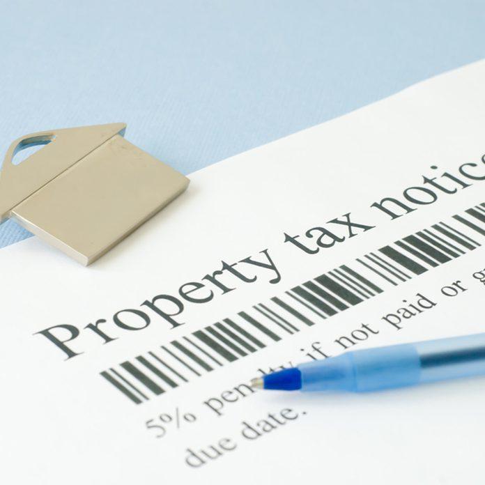 property tax form
