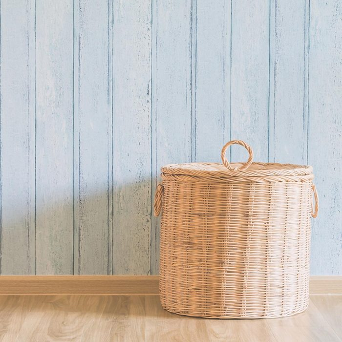 Include a Laundry Basket
