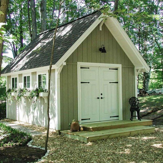 reader studio shed