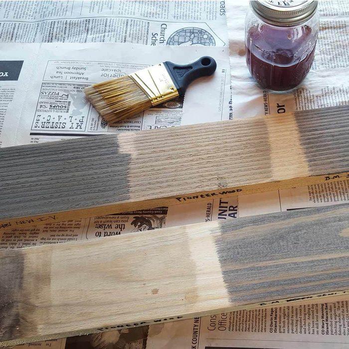 Wood Floor Trends: Gray Wood Flooring
