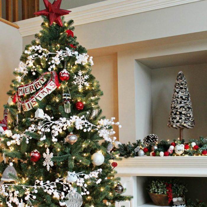 Berry Garland Christmas
