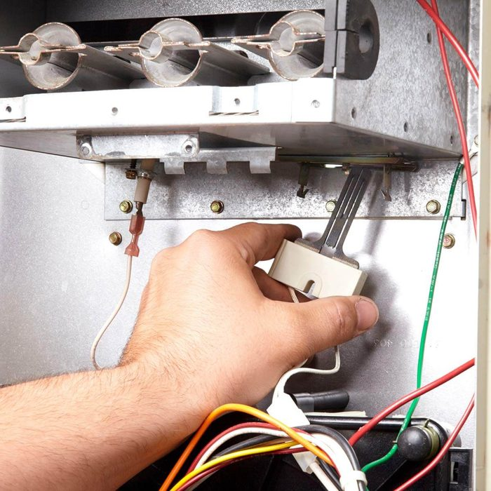 Install the New Igniter