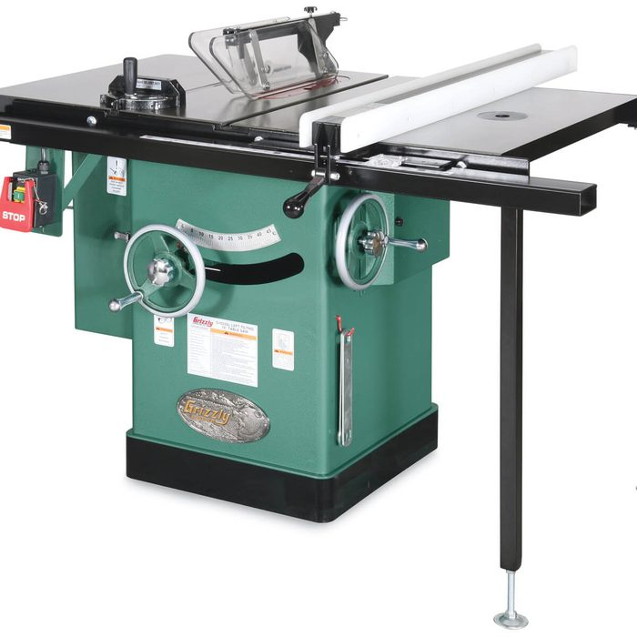 A Full-performance Table Saw for Half the Price