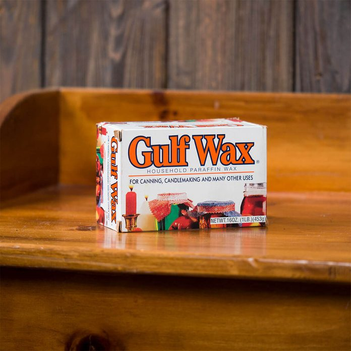 Gulf Wax to use for sticky wooden drawers