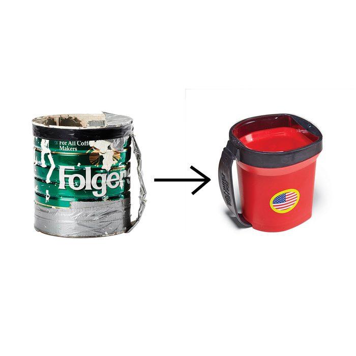 HANDy Paint pail:Success with a simple solution   Construction Pro Tips