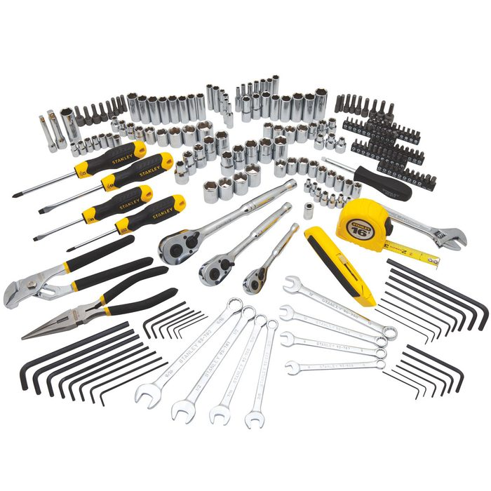 Stanley 120-piece Mixed Tool Set