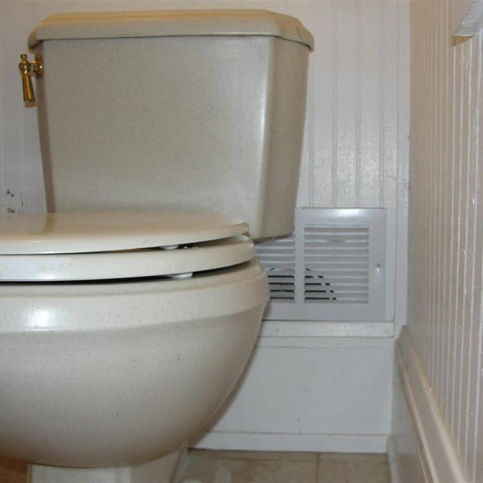 No air freshener needed!