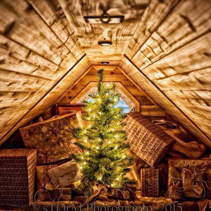 Gift-Filled Loft
