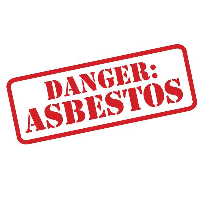 Asbestos warning signs   Construction Pro Tips