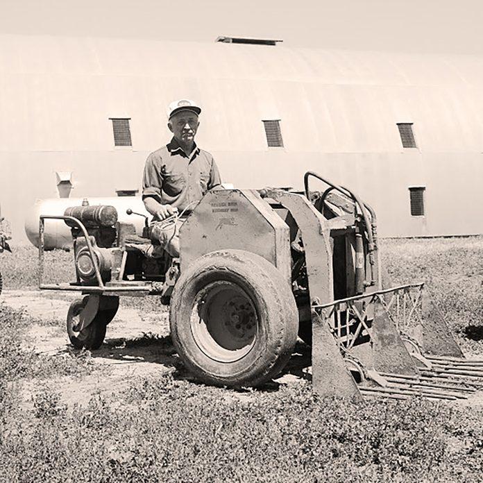 Bobcat skid steer loaders: Born in a turkey barn