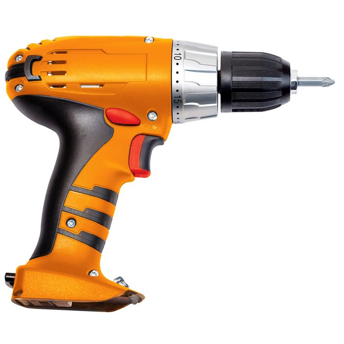 Cordless Drill and Screwdriver