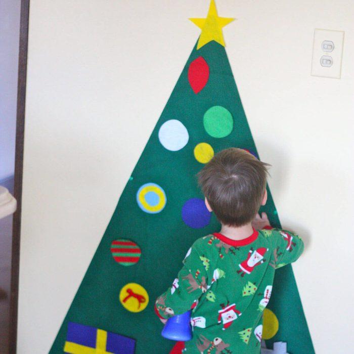 Felt Tree