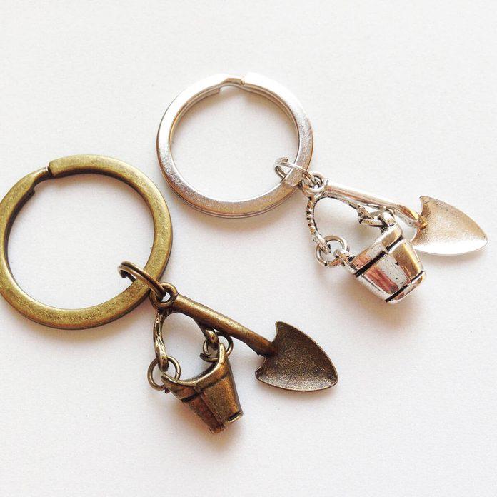 jewelry gardening key chain_26