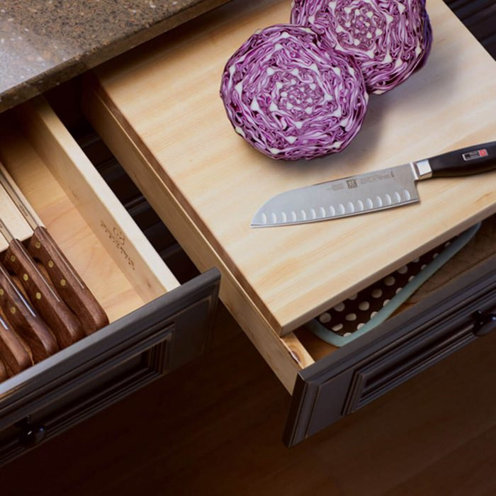 Pullout Chopping Board