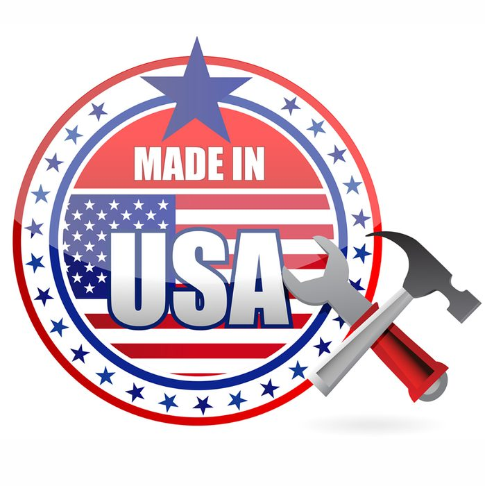 Made in the USA logo   Construction Pro Tips