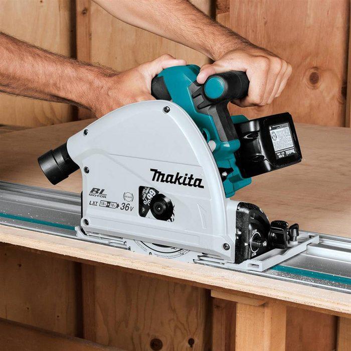Makita 18V LXT Cordless Plunge Circular Saw