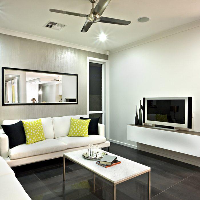 Interior Design Tips: Hang a Mirror