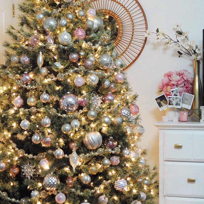 Glittery Glam Tree