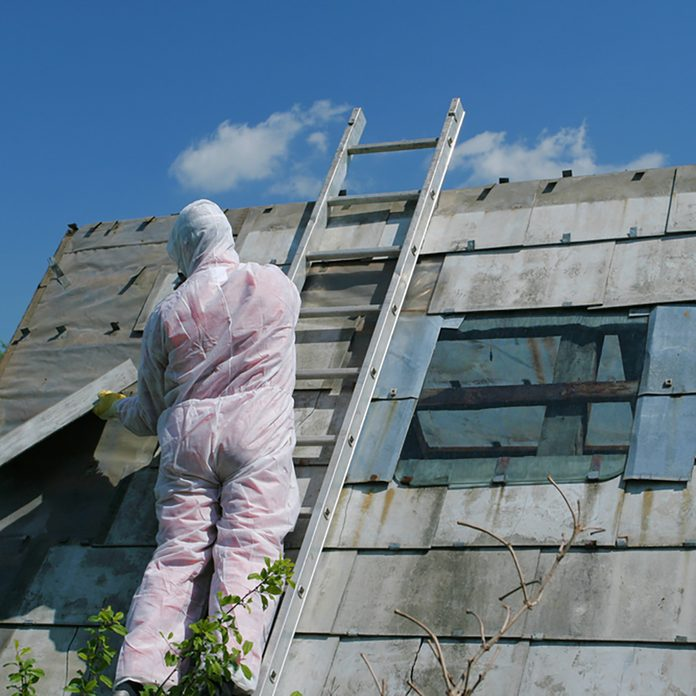 remove asbestos
