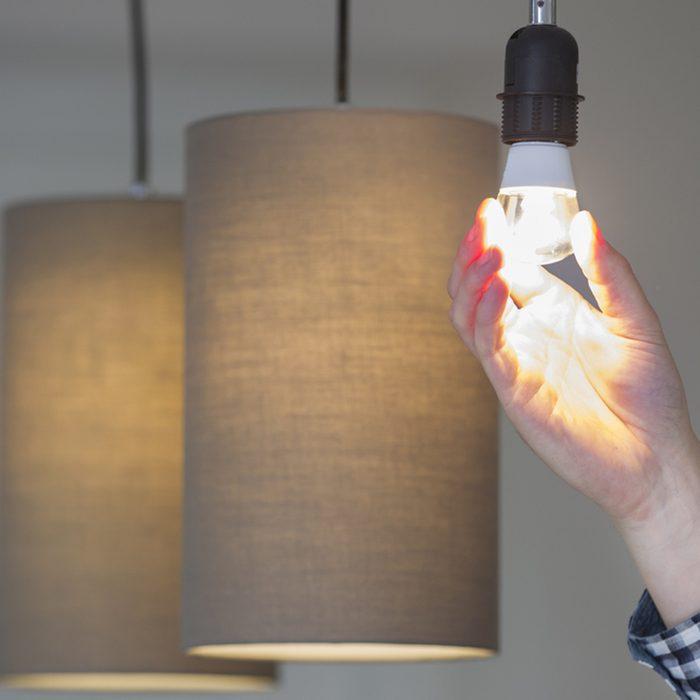 Hang a New Light Fixture