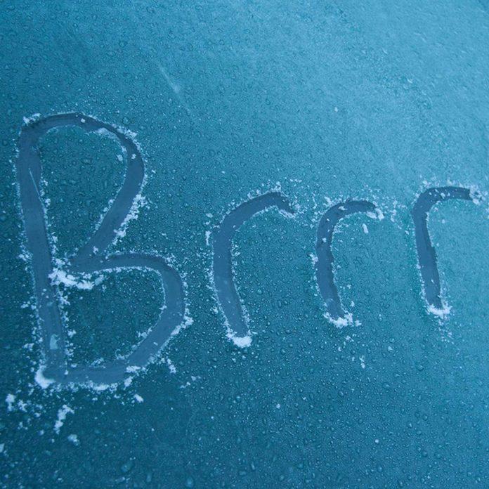 shutterstock_363393104 ice on window cold brrr