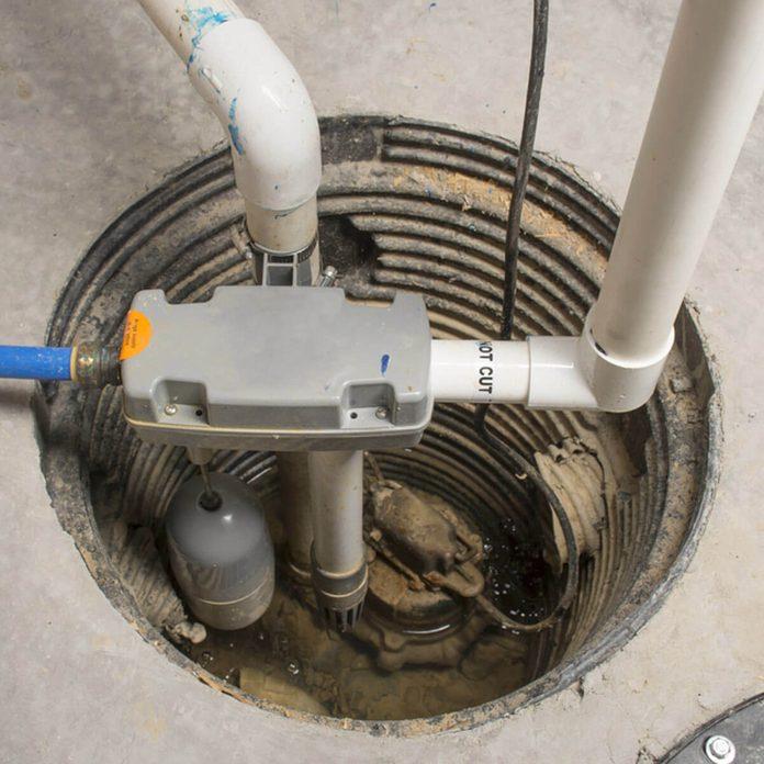 shutterstock_438086191 sump pump homeowners