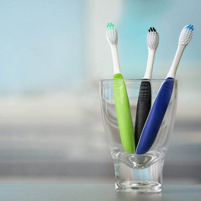Your Toothbrush