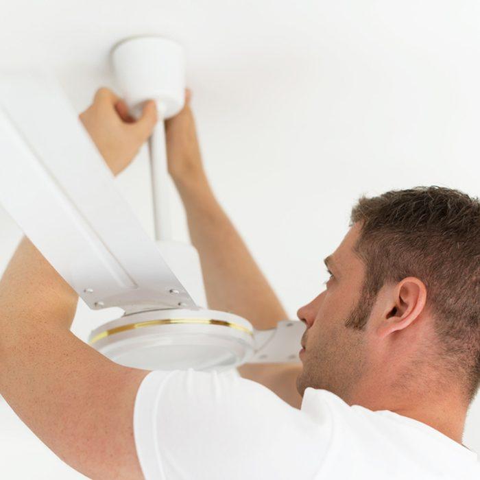 Add a Ceiling Fan