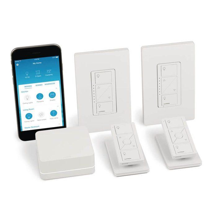 Lutron Caseta Wireless Lighting Starter Kit