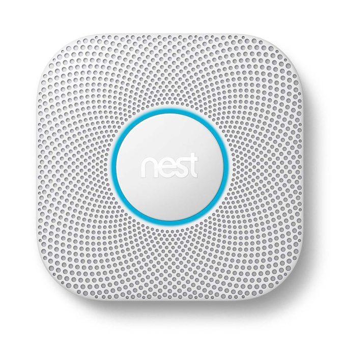 Nest Protect carbon monoxide detector