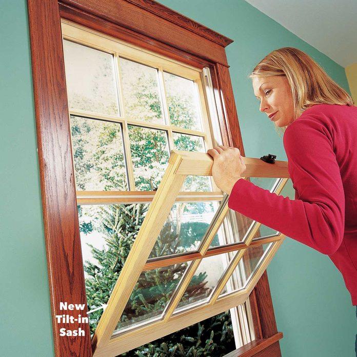 install window sash diy window inserts