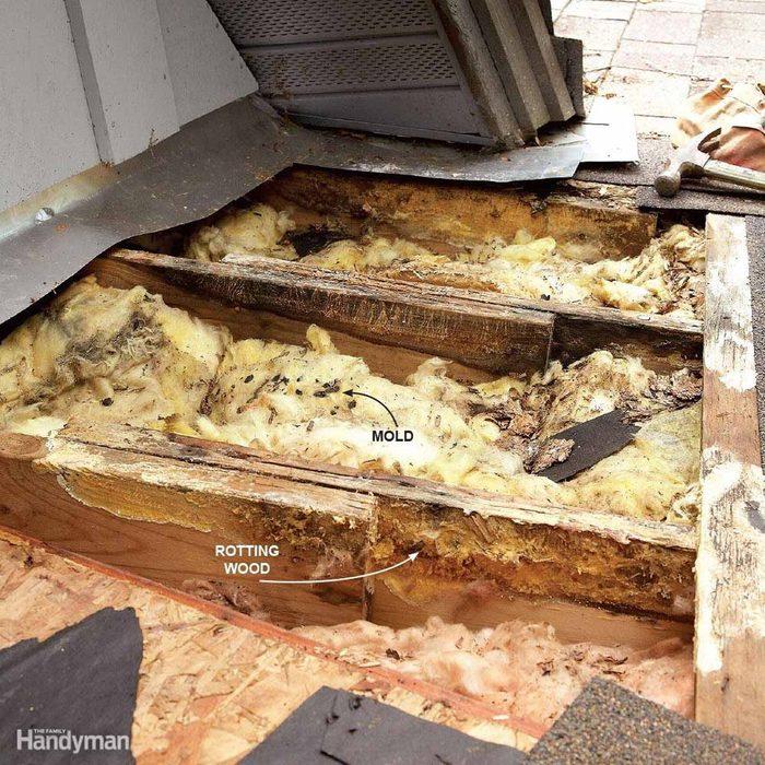 Roof Leaks
