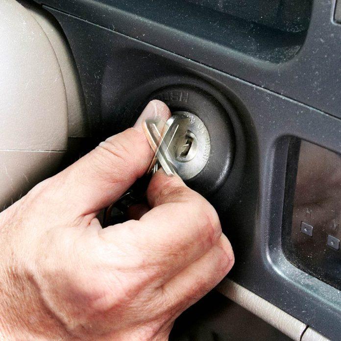 car won't start keys