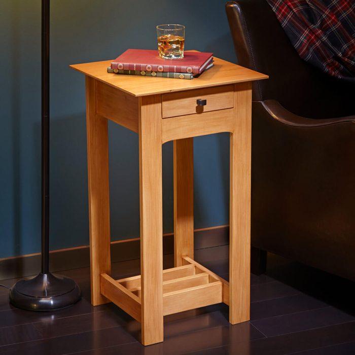 Simple Rennie Mackintosh End Tables