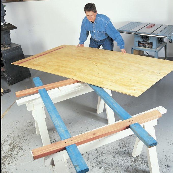 weekend workbench workshop tip