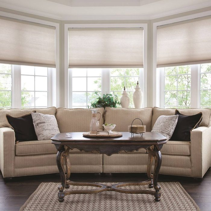 Lutron Serena Remote Controlled Shades