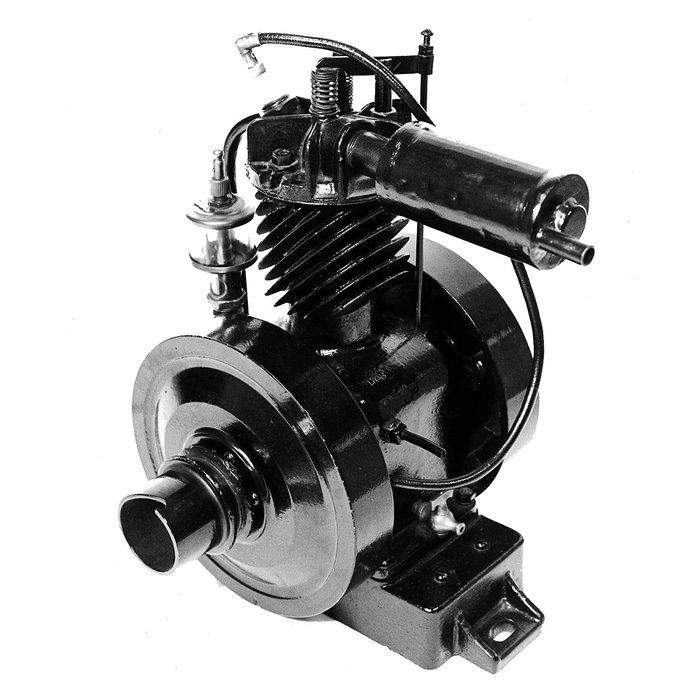 Black Briggs and Stratton engine   Construction Pro Tips