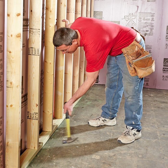 Build the walls short | Construction Pro Tips