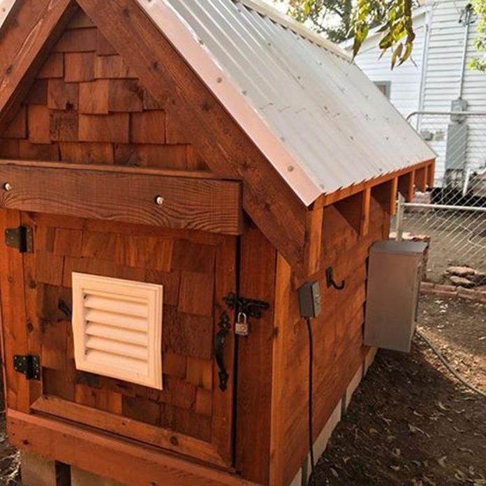 dog house exterior