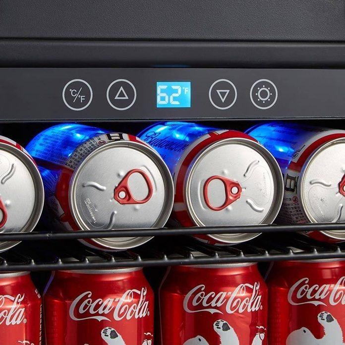 kalamera built in beer fridge coca cola coke pop