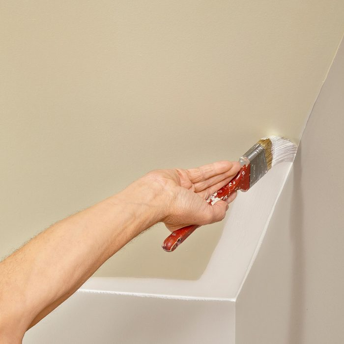 Lapping your cut-in onto the walls   Construction Pro Tips