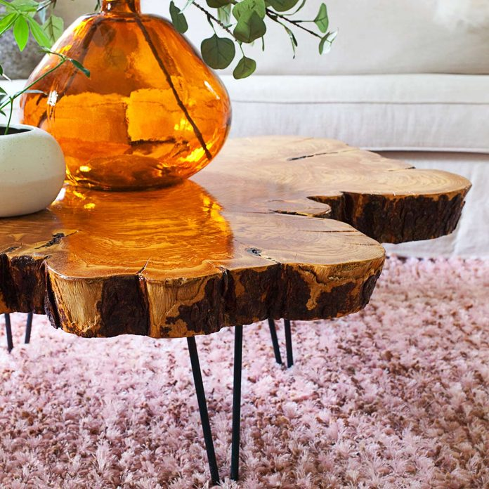 live-edge-table wood diy end table