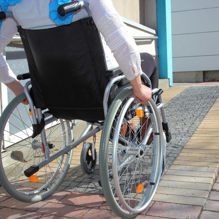 shutterstock_187933352 wheelchair ramp handicap accessible