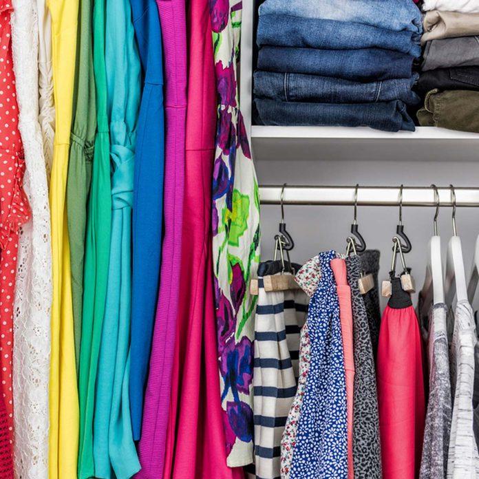 shutterstock_414427738 closet storage hacks