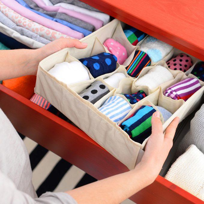 shutterstock_426719995 drawer clothes organizer
